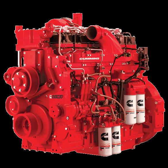 Cummins engine QSK19-C600 | Cummins Construction Engine