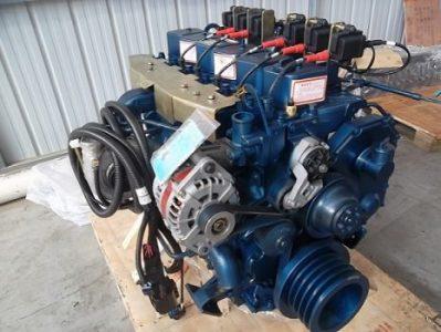 Cummins B5.9-150G   Natural Gas Engine for vehicle