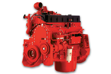 Cummins ISME345-30   Vehicle Diesel Engine