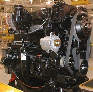 Cummins ISXe 525   Vehicle Diesel Engine