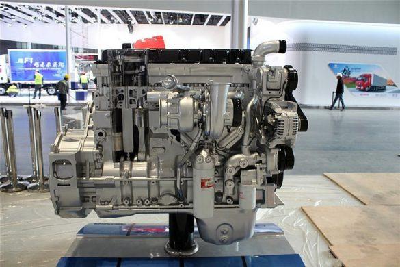 Cummins ISZ 425-40   Vehicle Diesel Engine