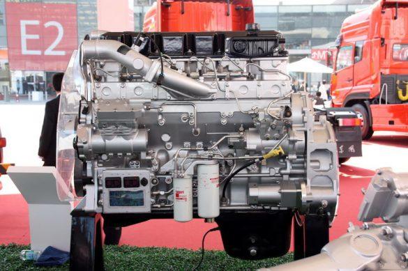 Cummins ISZ 450-40   Vehicle Diesel Engine