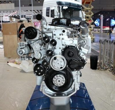 Cummins ISZ 480-40   Vehicle Diesel Engine
