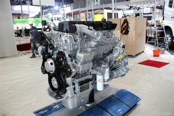 Cummins ISZ 525-40   Vehicle Diesel Engine