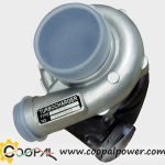 Cummins turbocharger   Genuine Cummins turbocharger