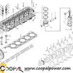 Cummins 6CT Engine parts   Cummins Engine parts by model
