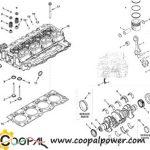 Cummins ISDe Engine parts   Cummins Engine parts by model