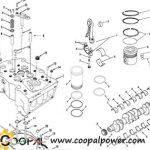 Cummins KTA19 Engine parts   Cummins Engine parts by model