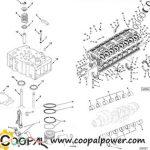 Cummins KTA38 Engine parts   Cummins Engine parts by model