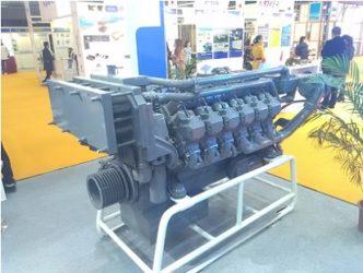 Huachai Deutz HC12V | Marine diesel engine