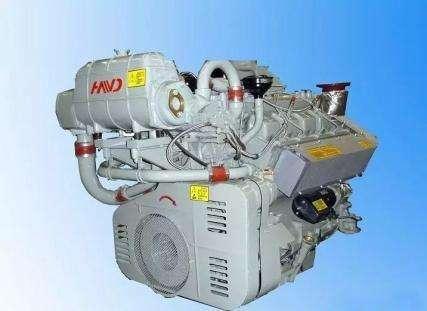 HND Deutz TBD604BL6 | Marine diesel engine