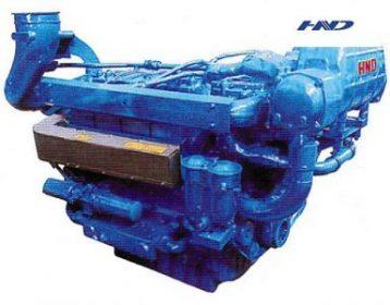 HND Deutz TBD620L6 | Marine diesel engine
