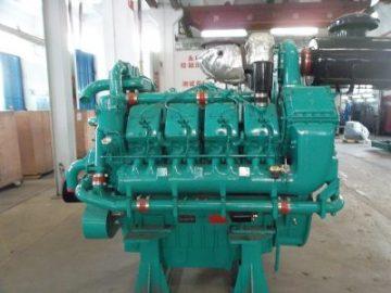 HND Deutz TBD620V8   Marine diesel engine