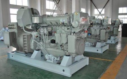 HND MWM Marine Diesel Genset