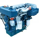 Yuchai 4FA   Marine diesel engine