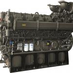 Yuchai YC12VC   Marine diesel engine