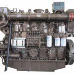 Yuchai YC6C   Marine diesel engine