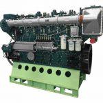 Yuchai YC8CL   Marine diesel engine