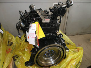 4BTAA3.9-C110   Cummins Construction Engine