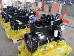 Cummins 6BTA5.9-C180   Construction Diesel Engine