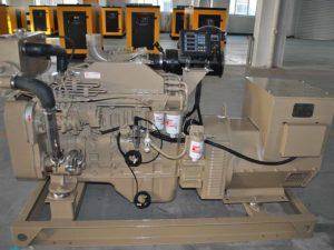 Cummins 6CTA8.3-GM129   Marine auxilliary engine