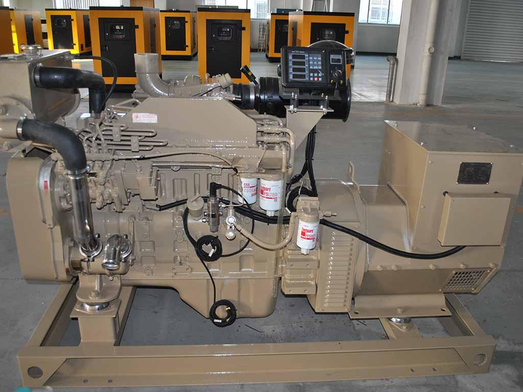 Cummins 6CTA8.3-GM129 | Marine auxilliary engine