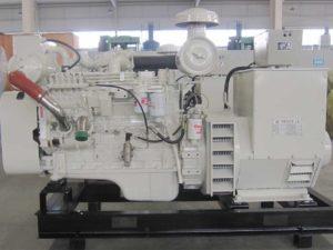 Cummins 6CTA8.3-GM155   Marine auxilliary engine