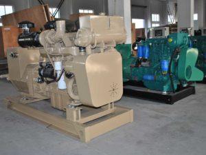 Cummins 6CTA8.3-GM175   Marine auxilliary engine