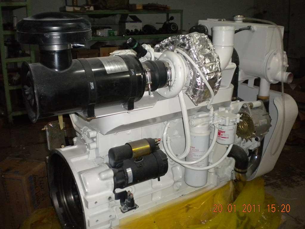 Cummins 6CTA8.3-M188 | Marine propulsion diesel engine