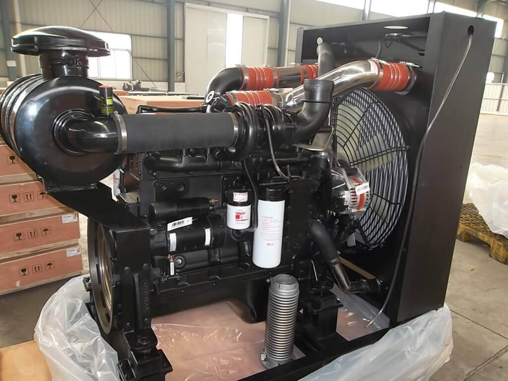 Cummins 6LTAA8.9-C325  Construction Diesel Engine