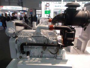 Cummins 6LTAA8.9-GM215   Marine auxilliary engine