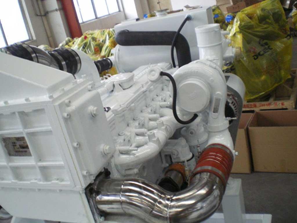 Cummins 6LTAA8.9-M300 | Marine propulsion diesel engine