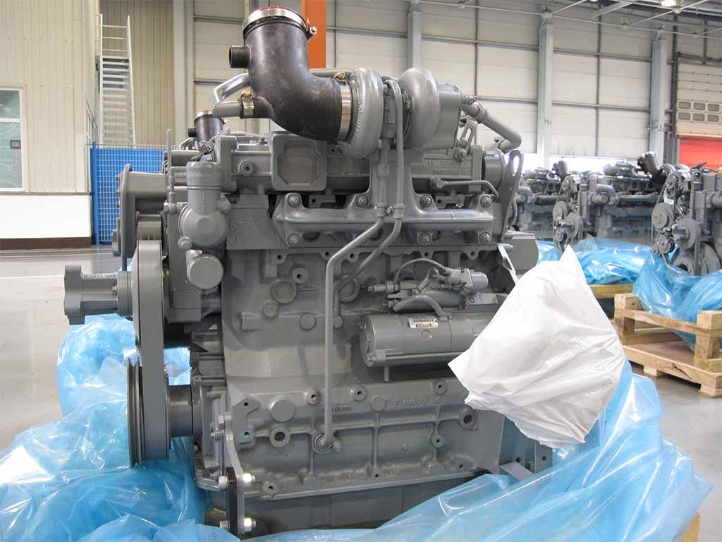 Deutz BF6M2012 | Construction diesel engine