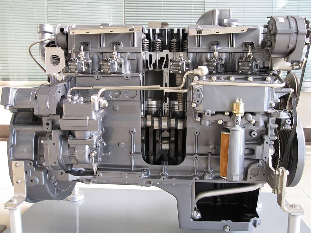 Deutz BF6M1013 | Vehicle diesel engine