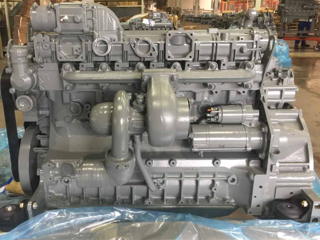 Deutz BF6M2012C   Construction diesel engine