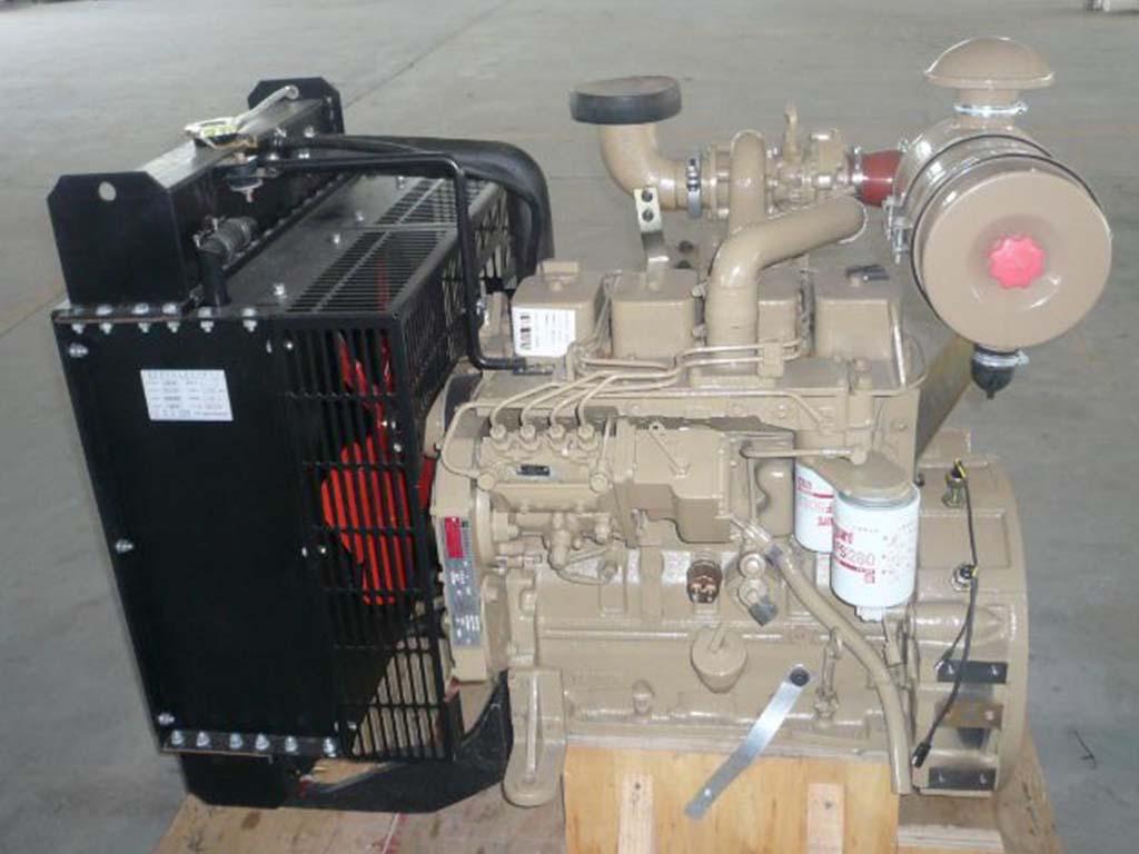 Cummins 4BT3.9-G2   Diesel Genset Engine