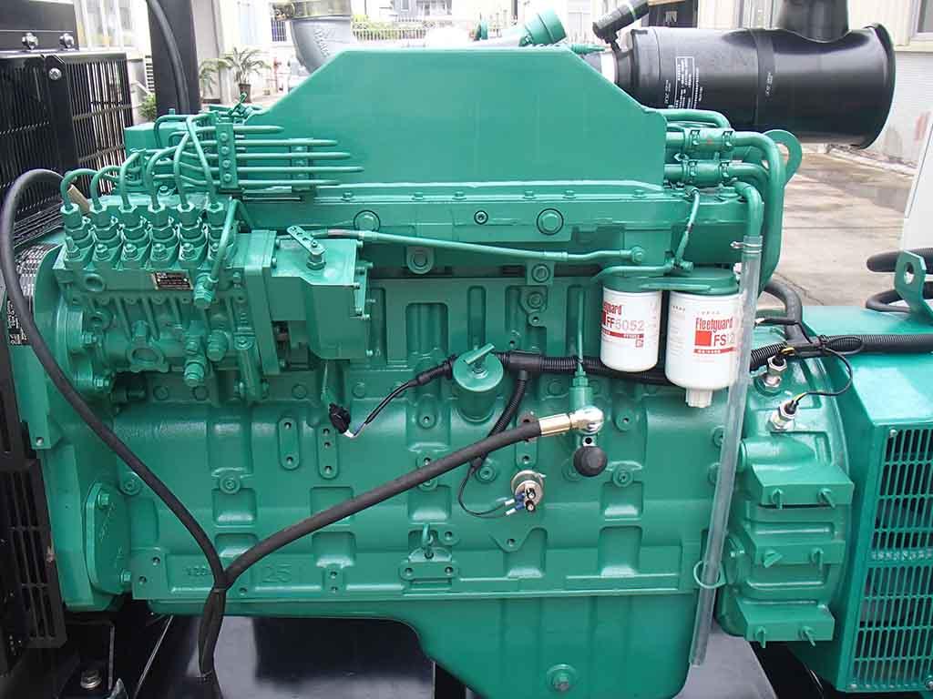 Cummins 6CTA8.3-G2   Diesel Genset Engine