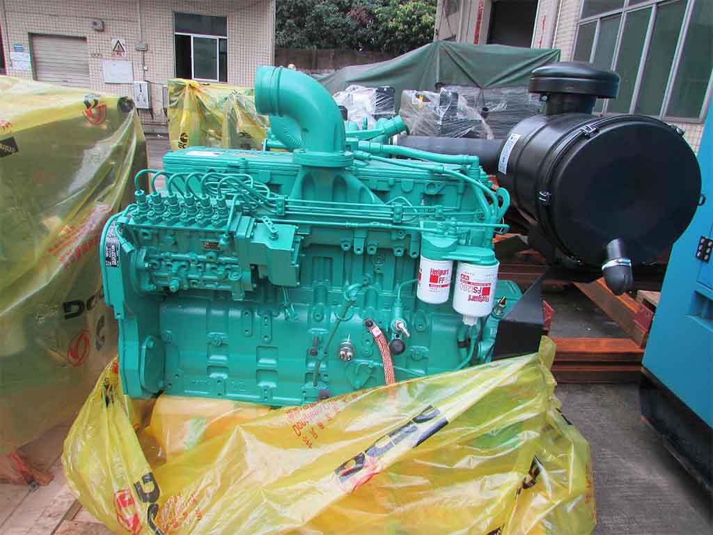 Cummins 6LTAA8.9-G2   Diesel Genset Engine