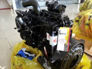 Cummins Engine C280-33 for vehicle