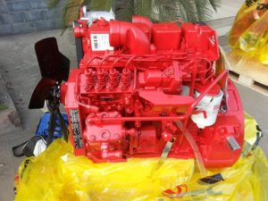 Cummins Engine EQB125-20 for vehicle