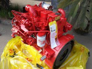 Cummins Engine EQB140-20 for vehicle
