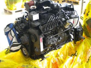 Cummins EQB190-20   Vehicle Diesel Engine