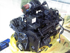 Cummins EQB235-20   Vehicle Diesel Engine