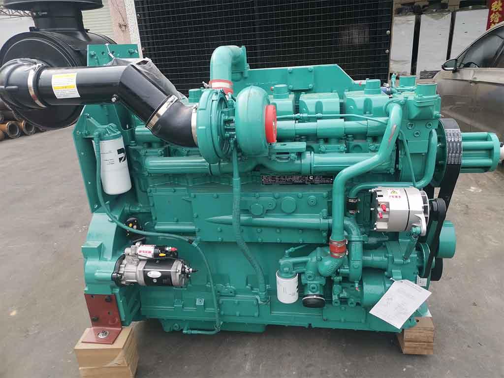 Cummins KTA19-G2   Cummins Generator Engine