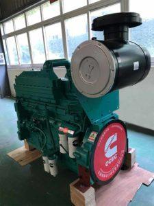 Cummins KTA19-G4   Cummins Generator Engine