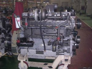 Cummins KTA19-G6   Cummins Generator Engine