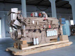 Cummins KTA50-M2 (1700HP) | Marine propulsion diesel engine
