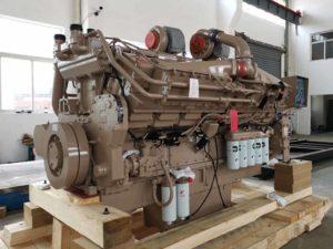 Cummins KTA50-M2 (1800HP) | Marine propulsion diesel engine
