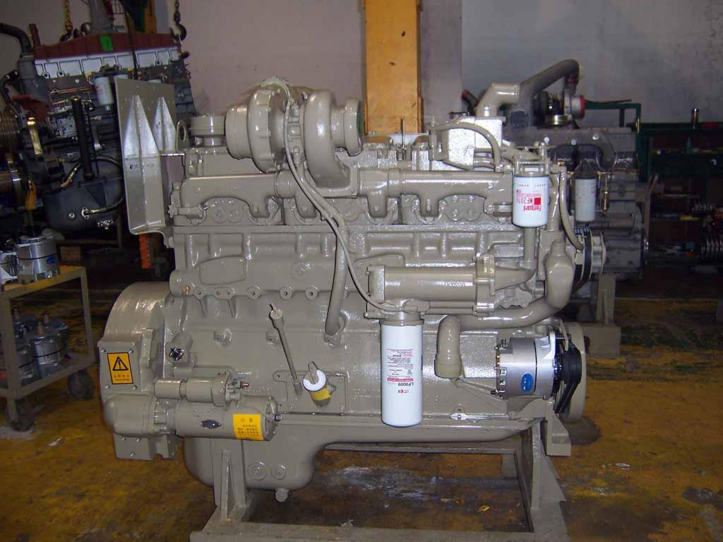 Cummins NTA855-G for Diesel Generator set
