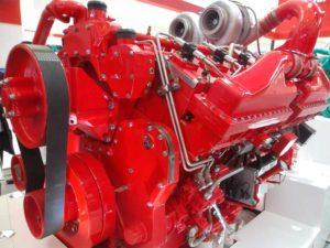 Cummins QSK38-G5 | Diesel Genset Engine